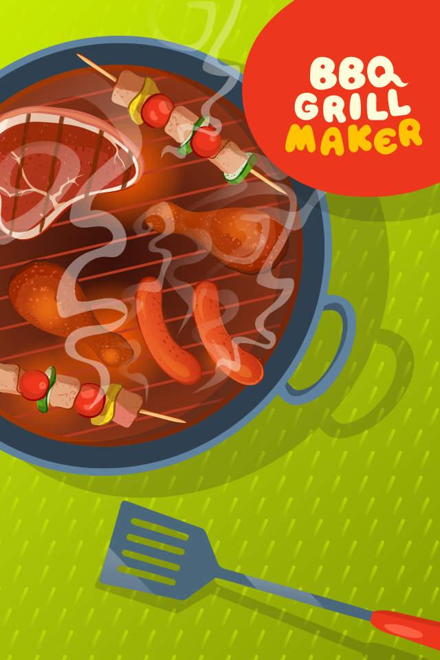 烤肉汁高清素材