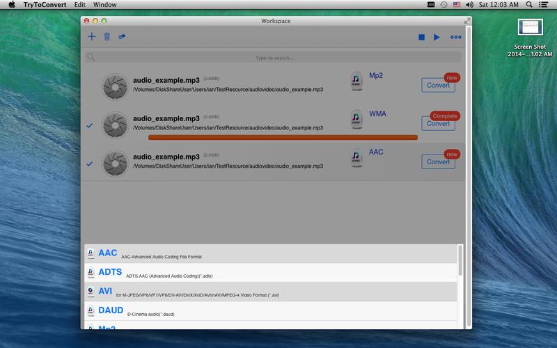 TryToConvert Screenshot - 2