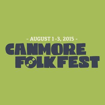 Canmore Folk Music Festival LOGO-APP點子