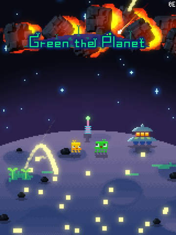 iPad Image of Green the Planet