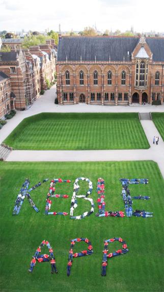 Keble College Oxford Alumni