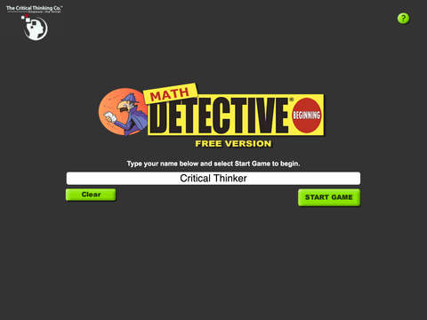 Critical thinking reading detective b1