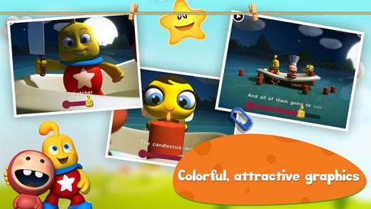 Rub a Dub Dub: TopIQ Storybook For Preschool Kindergarten Kids FREE