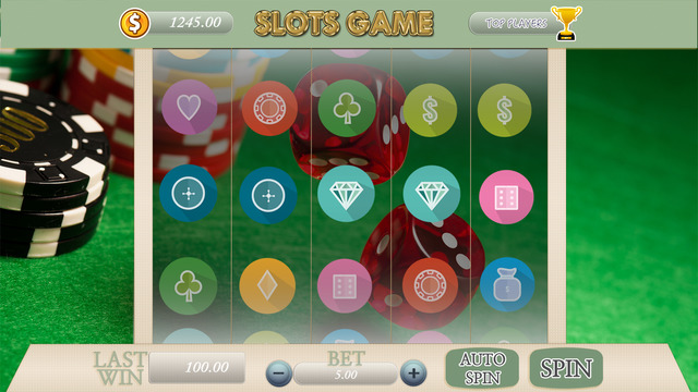 Double U Royal Lucky - FREE Slots Game