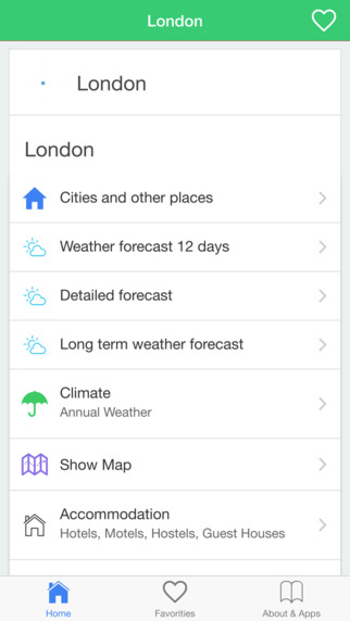 Weather forecast conditions for today long term. Climate in London