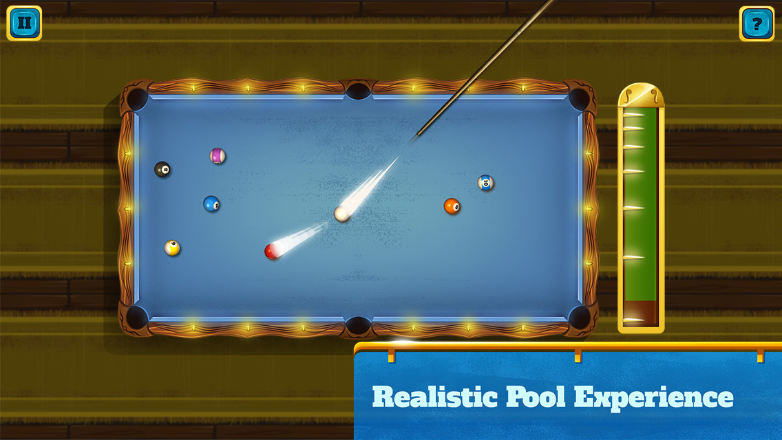Pool game pool billiards pro 8 ball snooker game touch for Pool game show
