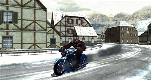 Herley Snowy Rider PRO