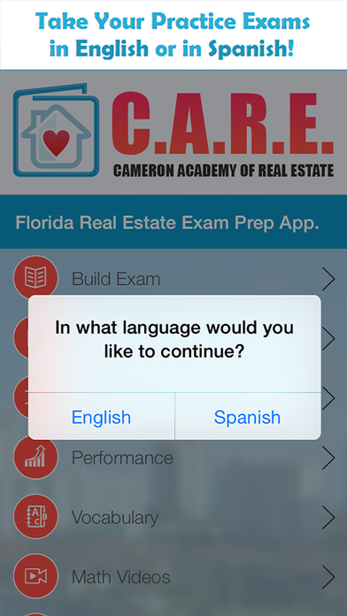 CARE Florida Real Estate Exam Prep on the App Store