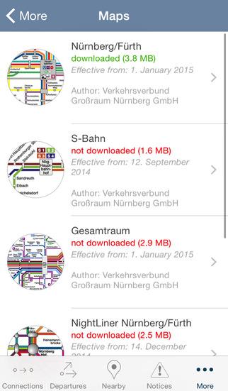 玩免費交通運輸APP 下載FahrInfo Nürnberg app不用錢 硬是要APP