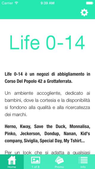 Life 0-14