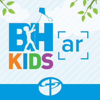 B&H Kids AR 書籍 LOGO-阿達玩APP