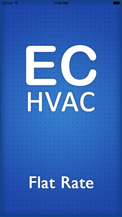 HVAC Flat Rate app image