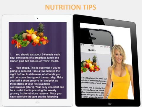 Women Home Fitness Lite – Ежедневные Упражнения Тела. Скриншоты10
