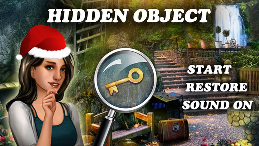 Valentine Key Hidden Objects