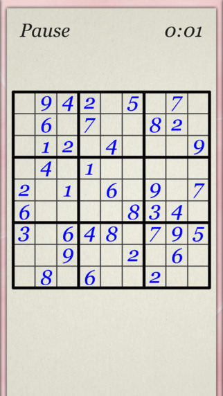 Sudoku Puzzle Free Game