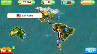Fishing Kings Free+ Скриншоты7