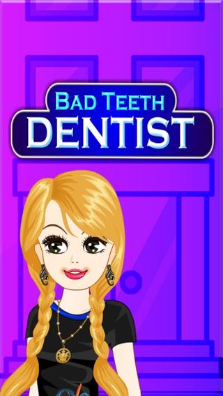 Bad Teeth Dentist