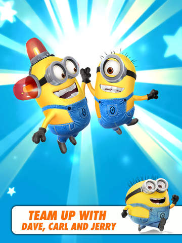 Screenshot 2 Despicable Me: Minion Rush