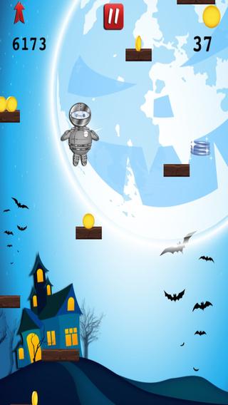 玩免費遊戲APP|下載Jumping Big Man - Hero Flying Sky Adventure app不用錢|硬是要APP