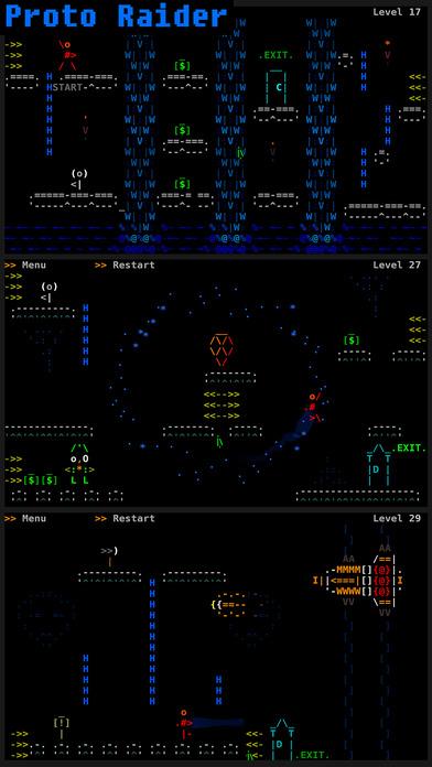 Proto Raider screenshot 3