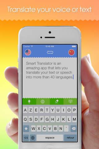 Smart Translator : SMS, Email, Twitter, Facebook, LinkedIn & Twitter.