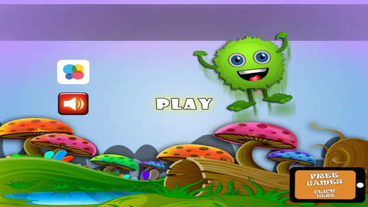 Bounce Cute Monster Free