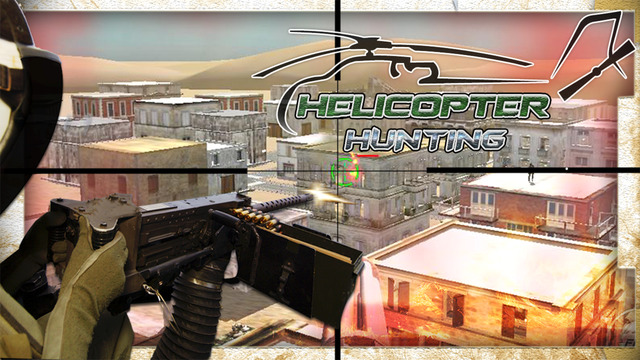 Apache Hunting: Gunship Gunner
