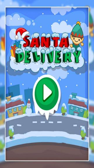 Santa Delivery Puzzle Game