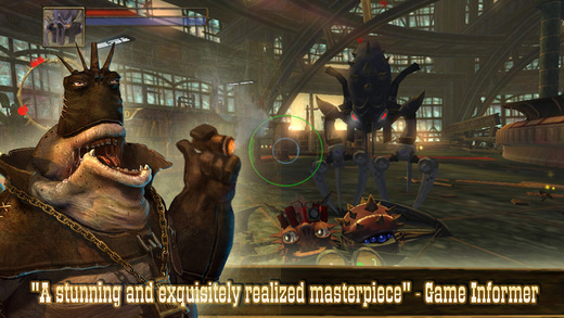 Oddworld: Stranger's Wrath Screenshots