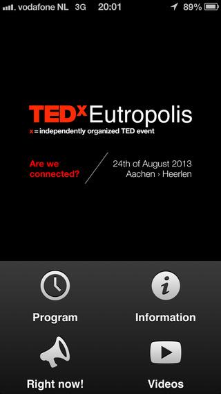 TEDx - Eutropolis