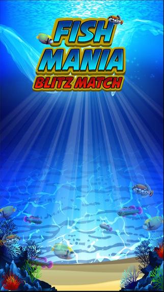 Fish Mania Blitz Match Pro