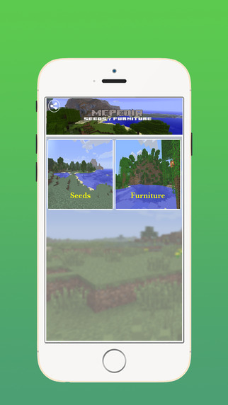 Furniture Seeds for Minecraft - Ultimate Guide fоr Minecraft free edition