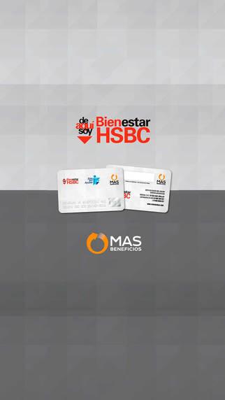 Descuentos Bienestar HSBC MAS BENEFICIOS