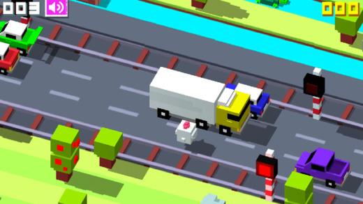 Cross Busy Road