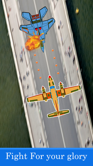 Fighter Jet Air Battle: An Ultimate Chaos