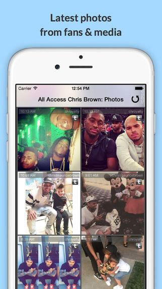 All Access: Chris Brown Edition - Music Videos Social Photos More