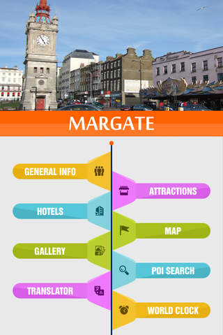 Margate Offline Travel Guide screenshot 2