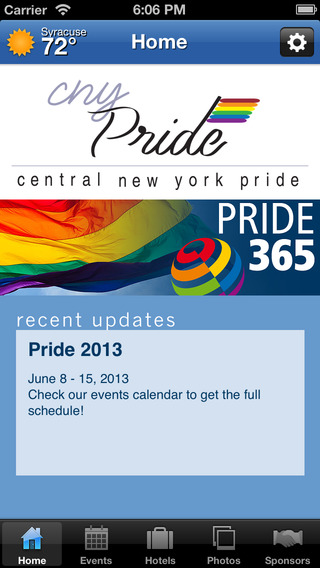 Central New York Pride