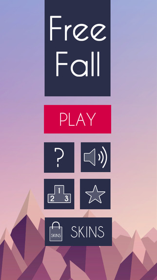 Free Fall the game