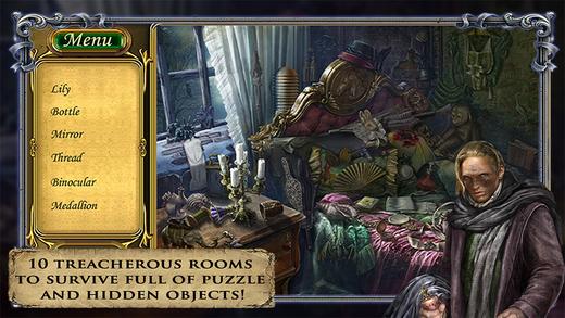 Hidden Object: House legend A Wealth of Betrayal Free