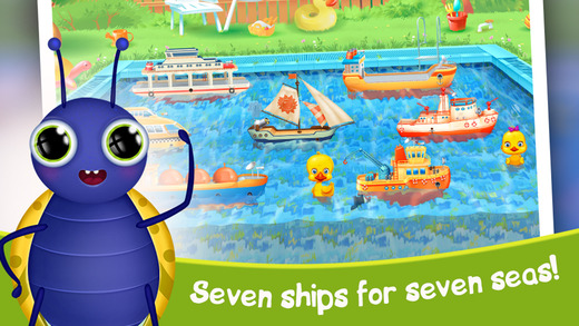 Ships: Full Sail fun adventure for little sailors