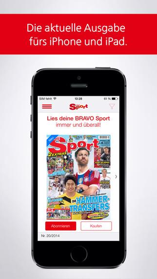 BRAVO Sport ePaper