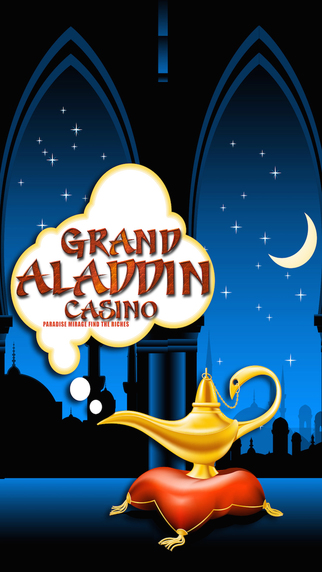 Grand Aladdin Casino - Paradise Mirage Find The Riches Pro