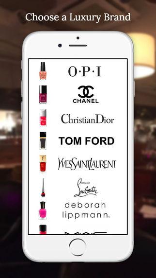 CHANEL Dior TOMFORD View Photos Luxury Brand nailpolish from Instagram - NaiLis