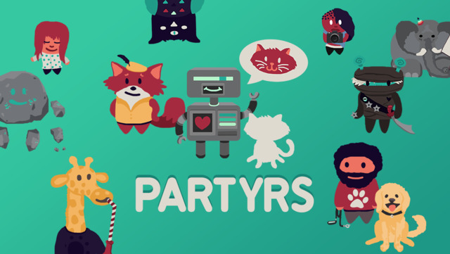 "Charming puzzle game ""Partyrs"" is now on sale, for FREE!  Check it out!"