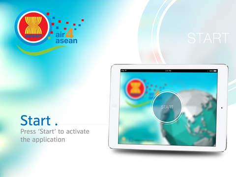 Air4ASEAN for iPad