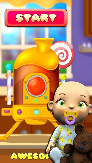 Baby Marshmallow Pops Maker Free - Uber Fun Kids Games for Girls