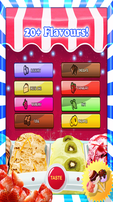 A Delicious Creamy Candy Pop Salon - Amusing HD Holiday Goody Inventor-2