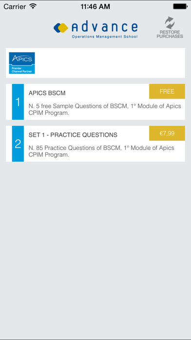 apics cpim bscm sample questions The current cpim bscm exam counts toward the new,streamlined cpim part 1 streamlined get the free preview of the apics cpim exam content manual, version 60: cpim part 1 exam if you have any questions, or to register or reserve a spot for one of the above courses, please contact me directly at ashish.