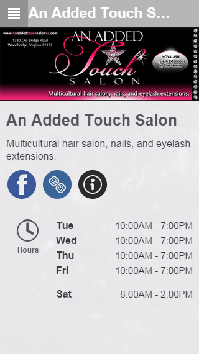 app shopper an added touch salon lifestyle